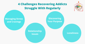 4 Challenges Recovering Addicts Struggle With Regularly
